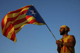 Independence Flag The Catalan Independence Referendum Leaves The E U With Few