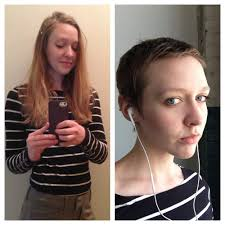 before and after picuters of long to short hair before and after cut by shane 75 from long to short 45 for