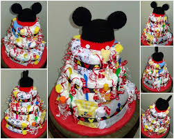 minnie mouse baby shower decorations with red baby shower ideas