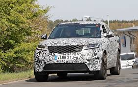 land rover track new 2019 range rover velar svr spied by car magazine