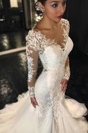 robe mari e sirene dentelle de mariée sirène dentelle col en v dos nu