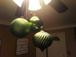 simple decoration for take large ornaments and using