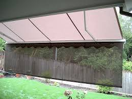 Motor For Retractable Awning Retractable Residential Awnings Waagmeester Awnings U0026 Sun Shades