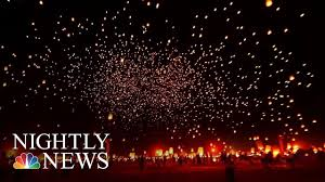 Light And Day Rise Festival Releasing Light And Love Into The Nevada Sky Nbc