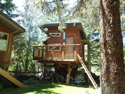 sun valley treehouses come with zipline for only 70 night