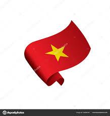 Viet Nam Flag Vietnam Flag Vector Illustration U2014 Stock Vector Artbutenkov