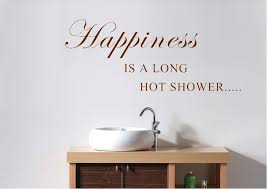 wall art stickers for bathrooms bathroom wall stickers