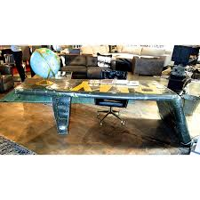 Diy Executive Desk Army U 8 Wing Executive Desk Air To Ground Design Touch Of Modern