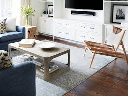 Tables In Living Room How To Choose The Right Rug Size Wayfair
