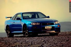 jdm nissan skyline r34 history and facts about the nissan skyline gt r