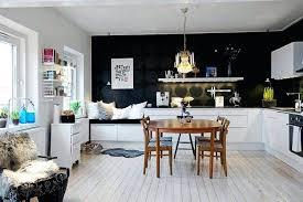 mur noir cuisine deco mur noir cuisine couleur 2 deco mur photo noir et blanc