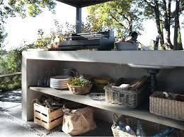 comment construire une cuisine exterieure comment construire une cuisine exterieure faire en beton cellulaire