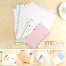 letter writing paper sets 185 140mm free shipping 10pcs lot korean stationary paper old 185 140mm free shipping 10pcs lot korean stationary paper old writing set of vintage letter paper envelops set pad in paper envelopes from office school