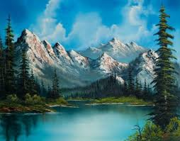 Mountain Landscape Paintings by The 25 Best Mountain Paintings Ideas On Pinterest Mountain Art