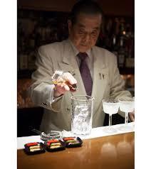 Human Anatomy Martini Punch Mastering The Martini With Takao Mori