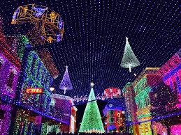 Osborne Family Spectacle Of Dancing Lights Disney During The Holidays Hollywood Studios