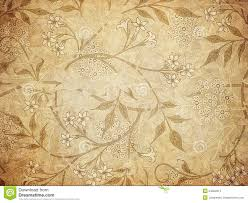 grunge wallpaper with floral pattern stock photos image 24002613
