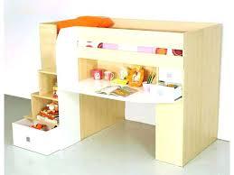 bureau gigogne lit mezzanine bureau fille lit mezzanine enfant conforama lit 80