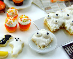 halloween eyeball cakes how to make polymer clay sweets for halloween the mouse market blog