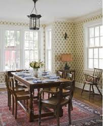 Country Style Dining Table And Chairs Area Rugs Magnificent Farmhouse Style Dining Room With Foyer