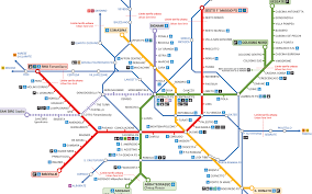 Green Line Metro Map by Pin By Stefano Rosato On Subway Pinterest