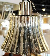 Antique Mercury Glass Chandelier Mercury Glass Pendant Light Lamp Shade Pro