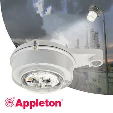 appleton expands led lighting line with new low profile mercmaster