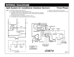 carrier split air conditioner wiring diagram wiring diagram and