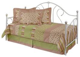 White Metal Daybed White Metal Daybed With Trundle Daybed With Trundle Frame White