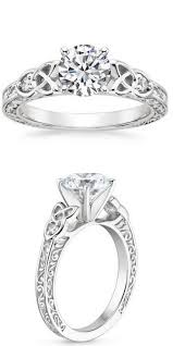 Rose Gold Wedding Ring Sets by Wedding Rings Wedding Set Rose Gold Wedding Ring Set