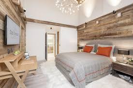 Schlafzimmer Im Chalet Stil Penthousesuite Edelweiss Im Luxuriösen Chalet Stil Das Central