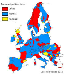 Political Map Europe by The Political Regions Of Europe And The Fallacy Of Environmental