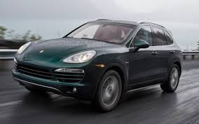 Porsche Cayenne 3 0 Diesel - 2013 porsche cayenne diesel first drive motor trend