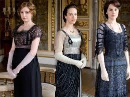 Downton Abbey Halloween Costume Dress Ladies U0027downton Abbey U0027 Today
