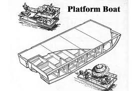 Wood Boat Plans Free by House Boat Plans Diy Designs