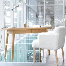 bureau console la redoute bureau console la redoute avec fauteuil yeti fourrure effet mouton