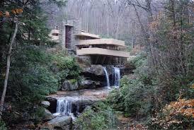 frank lloyd wright u0027s falling water house fayette county