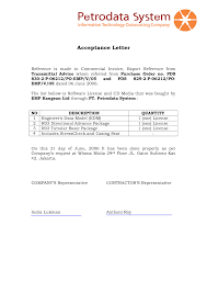 Types Of Business Letters And by Doc 460595 Purchase Order Letter Format U2013 Purchase Order Letter