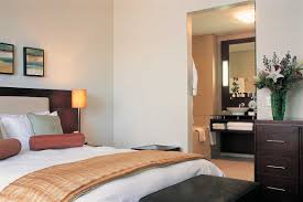 modern room decor bedroom decorating with original wall shelves