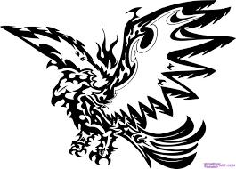 the 25 best tribal eagle tattoo ideas on pinterest celtic raven