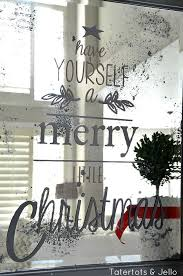Christmas Window Poster Decorations by Boost Christmas Sales With Attractive Window Clings 4over4 Com