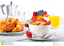 breakfast table breakfast table stock image image of dried plate continental
