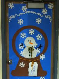 Winter door decoration School Days School Days
