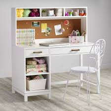 Desks With Hutches Storage Excellent Desk Awesome Madeline Storage Hutch Pottery Barn