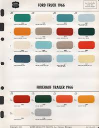 interior paint codes ford truck enthusiasts forums