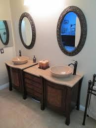 bathroom double white vanity black and white bathroom vanity