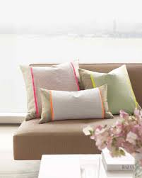 beautiful pillows for sofas pillow projects martha stewart