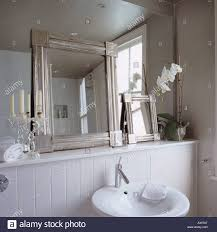 Bathroom With Mirrors Bathroom Design Elegantwhite Bathroom Mirror Contemporary