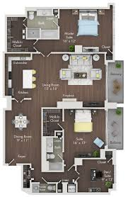 floor plans at the bernardin upscale apartments in gold coast 2 bed 2 bathroom