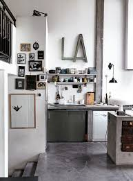 cuisine style usine le style industriel en soldes frenchy inspirations et cuisine style